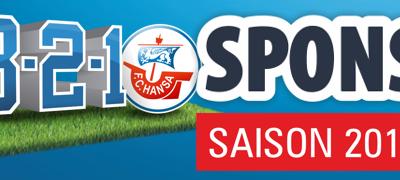 Unterstützung für den FC Hansa